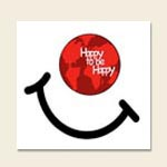 happy to be happy logo02